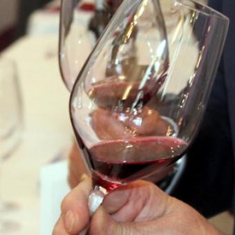 Una Frase De Vino En Su Copa La Prensa Del Rioja