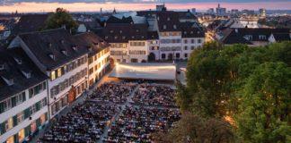 cine de verano en Suiza