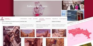 Nueva web de Rioja