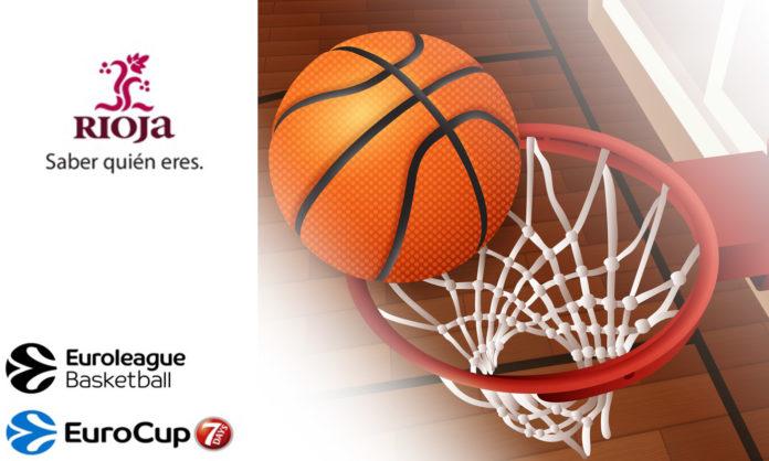 El vino de Rioja patrocinará la EuroLeague