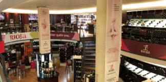 mes del vino de Rioja en Lavinia