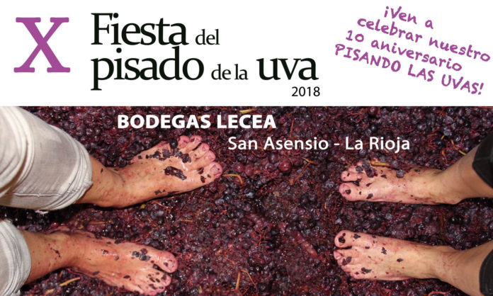 Fiesta del Pisado de la Uva
