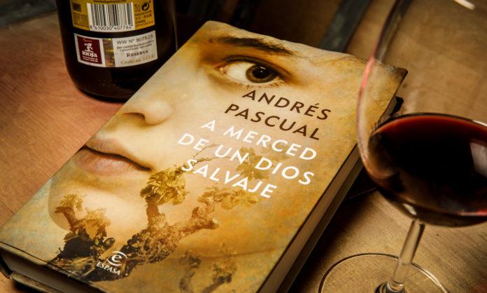 el vino se hace novela