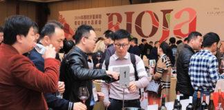 Vino de Rioja en China