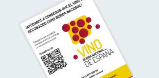 vino como 'Bebida Nacional de España'