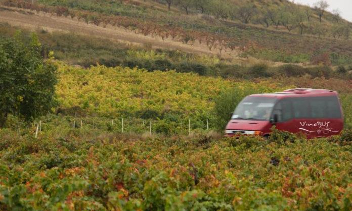 Vinobús La Rioja