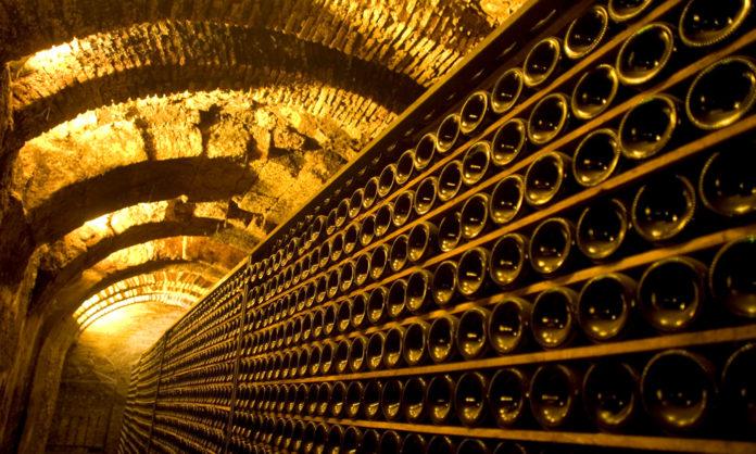 Reservas vino de Rioja