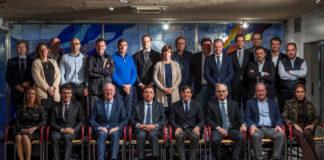 Rioja reunión ministro