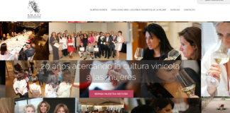 Mujeres en el vino