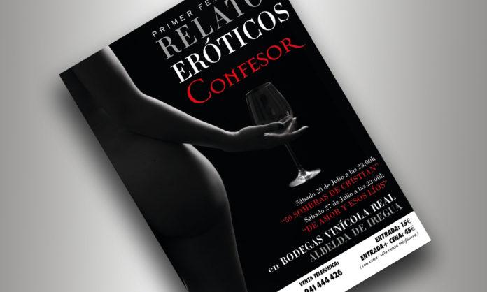 relatos eróticos en Bodegas Vinícola Real