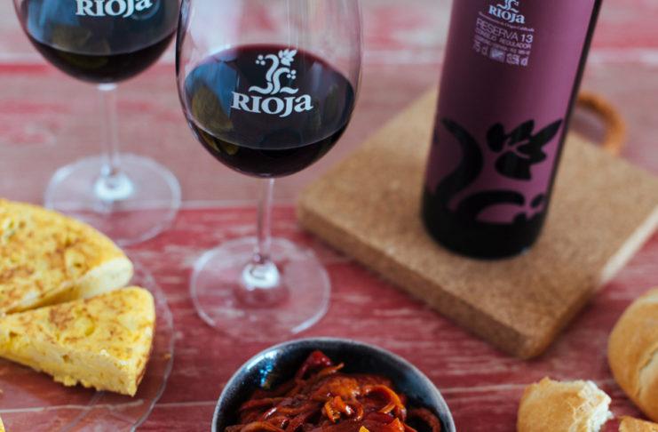 calorías del vino