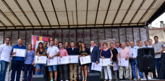Concurso de Vinos Fiesta de la Vendimia de Rioja Alavesa
