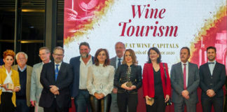 Premios Best Of de enoturismo 2020