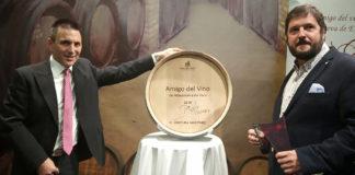 Amigo del vino de Aldeanueva