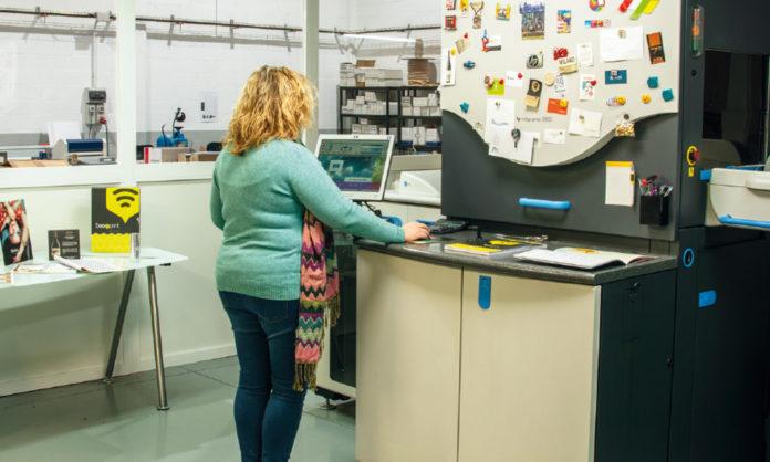 Beeprint impresión tiradas cortas