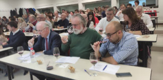 Cata Viñedos Singulares de Rioja