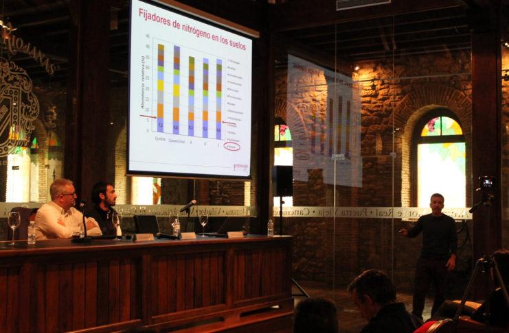 Escuela de Viticultores de Bodegas Riojanas