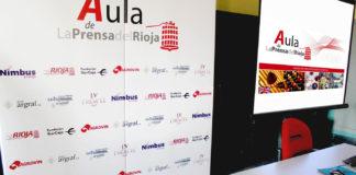 Aula de La Prensa del Rioja