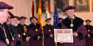 alcalde de Logroño Pablo Hermoso de Mendoza Cofradía Vino de Rioja