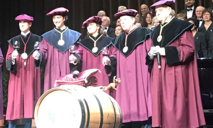 Cofradía del Vino de Rioja Concha Andreu