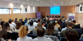 Ferrán Centelles Jornadas Universitarias del Vino Ecológico
