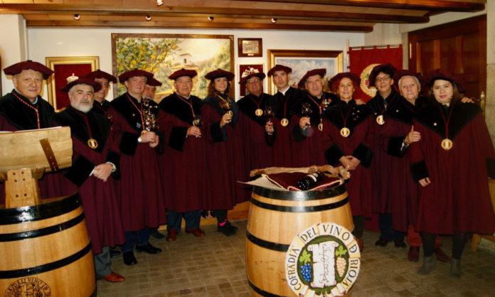 35 aniversario de la Cofradía del Vino de Rioja