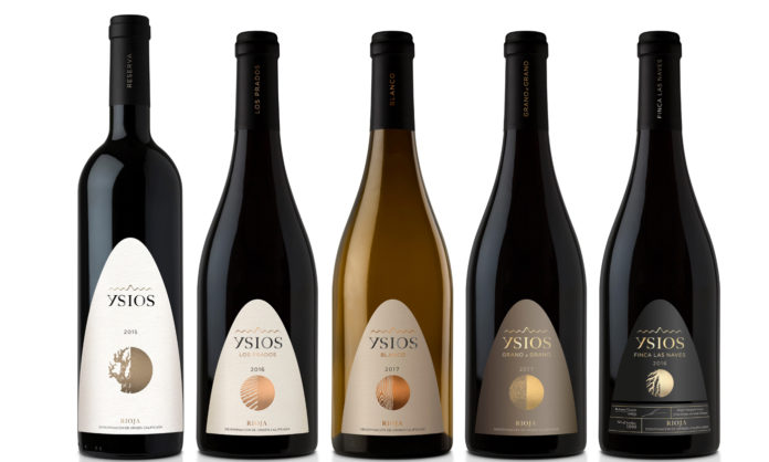 Nueva gama de vinos de Ysios