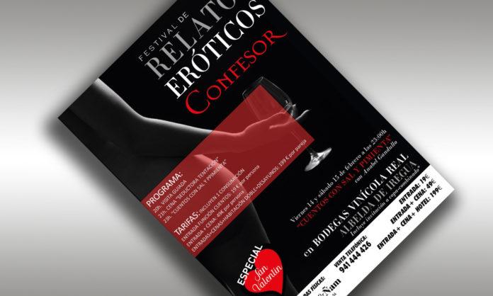 Festival de relatos eróticos Vinícola Real