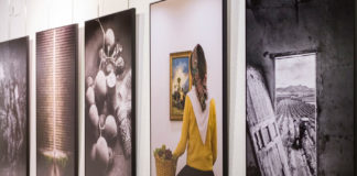Exposición Fotografía sobre Vino