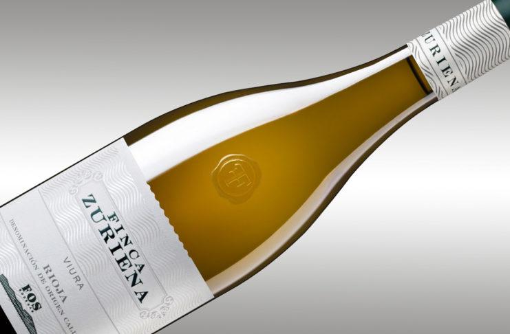 Finca Zuriena vino blanco de Rioja
