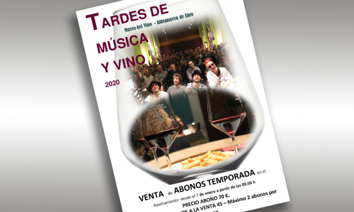 Música y Vino en Aldeanueva de Ebro