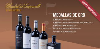 Concurso Mundial de Tempranillo Bodegas Sonsierra