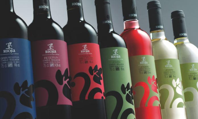 vinos de Rioja América del Norte