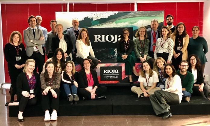 Campañas internacionales de Rioja