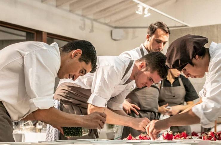 cocineros comparten sus recetas