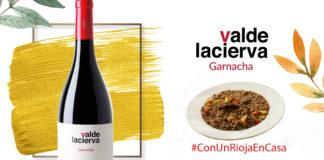 #ConUnRiojaEnCasa. Valdelacierva