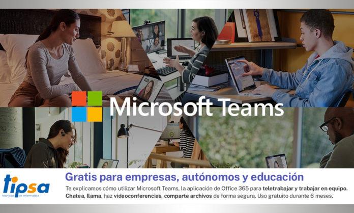 Guía Microsoft Teams
