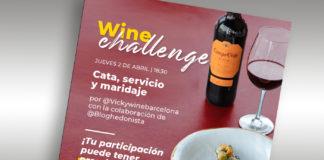 #WineChallengede Campo Viejo