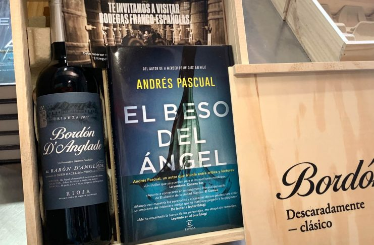 El beso del ángel' Franco-Españolas