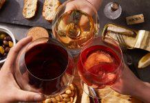 Distribución de vino en España