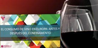 consumo de vino en España y Europa durante el confinamiento