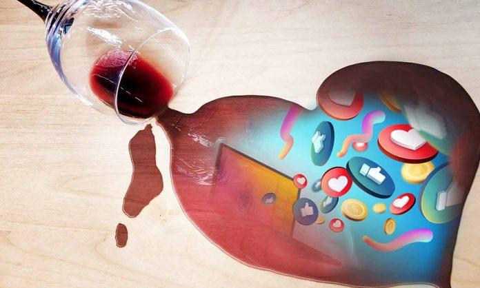 Vino de Rioja redes sociales