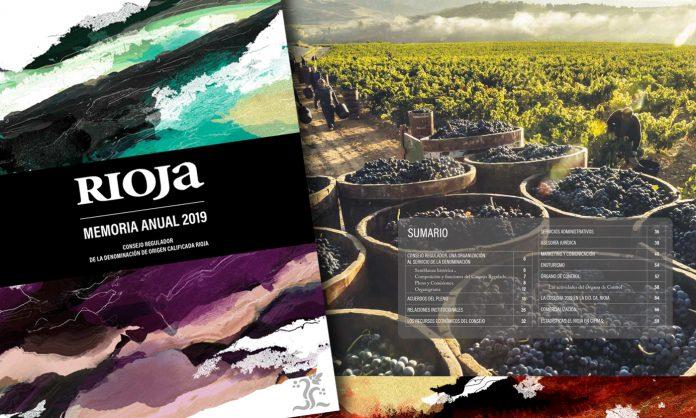 Memoria anual del Consejo Regulador Rioja