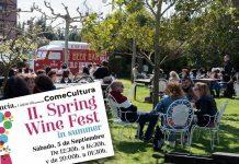 Segunda edición de la Spring Wine Fest