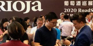 El vino de Rioja en China