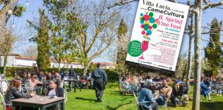 Spring Wine Fest Villa Lucía