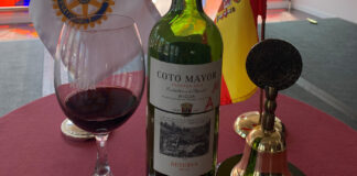 Coto Mayor Reserva 2015 Cata Club Rotario