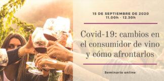 COVID 19 cambios en el consumidor de vino