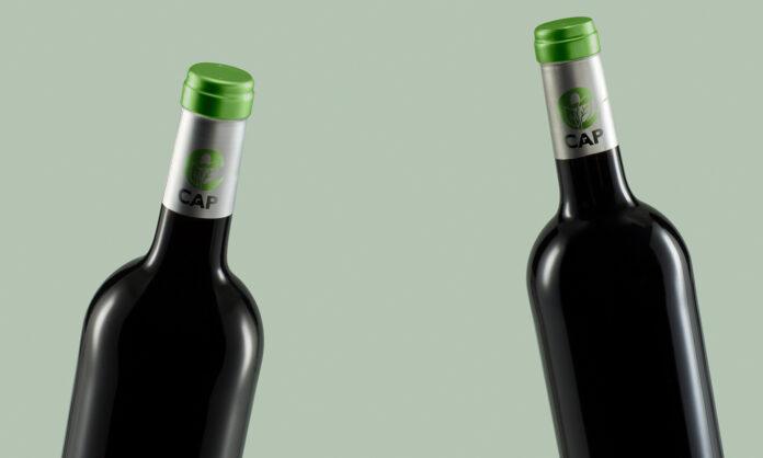 cápsulas sostenibles para vino