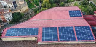 Bodegas Riojanas instalación solar